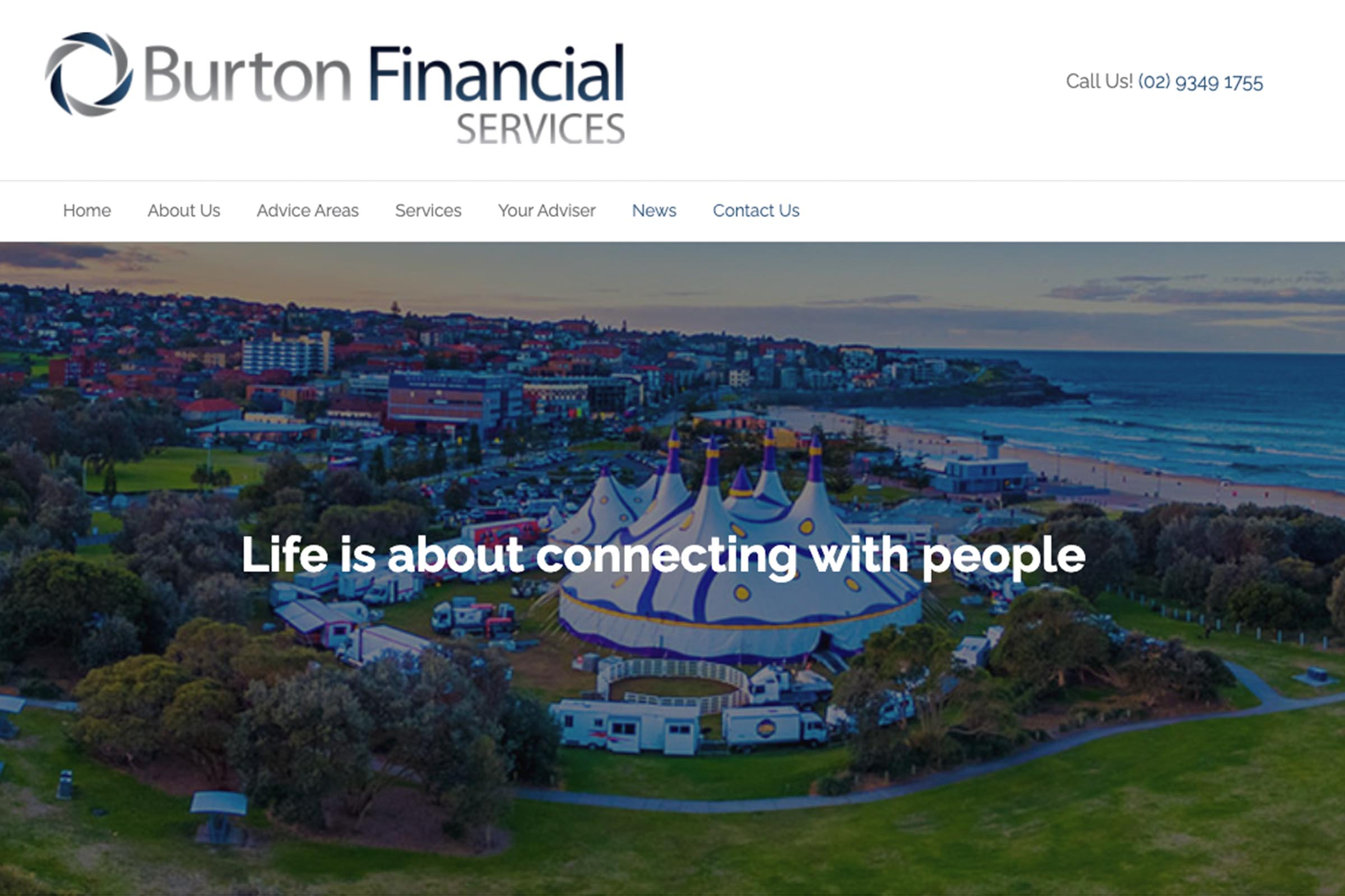 BURTON FINANCIAL